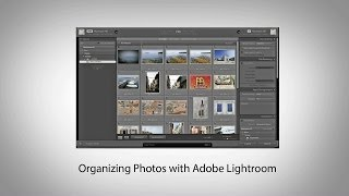 Organizing Photos with Adobe Lightroom