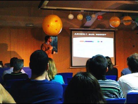 WSW2014   Conferencia PLDSpace en Murcia