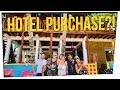 Newlyweds Drunkenly Lease Entire Hotel on Honeymoon ft. DavidSoComedy