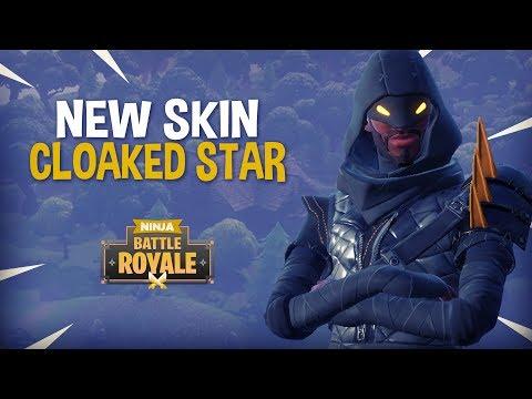 NEW Cloaked Star Skin!! - Fortnite Battle Royale Gameplay - Ninja & Dr Lupo thumbnail