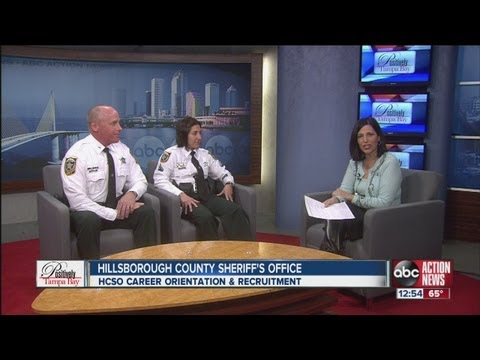 Positively Tampa Bay:  Hillsborough County Sheriff's Office Recruiting