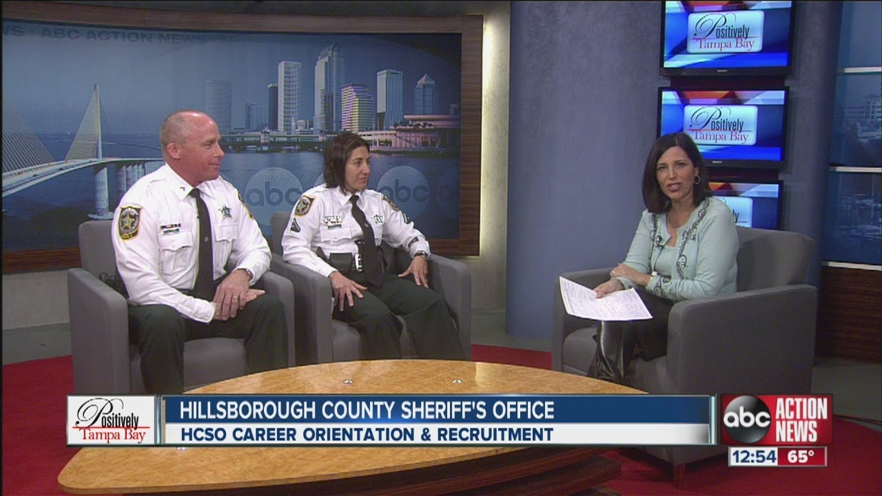 Lovely Positively Tampa Bay: Hillsborough County Sheriffu0027s Office Recruiting    YouTube