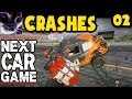 Next Car Game - CRASH COMPILATION #2