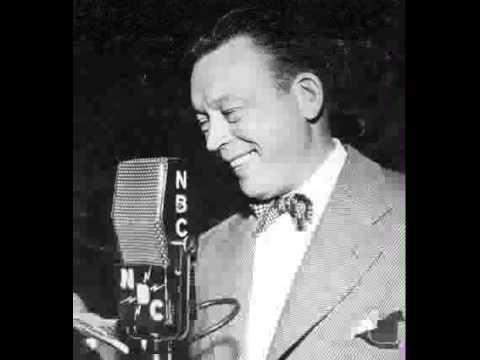 Fred Allen radio show 2/28/43 Phil Baker