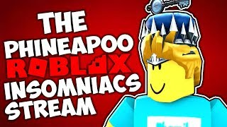 PREPARING FOR VACATION / Roblox / The Insomniacs Stream #624