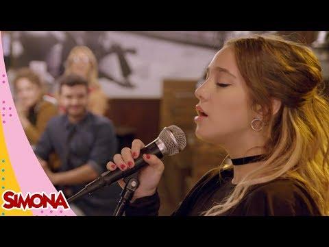 SIMONA | NO JUEGUES CON MI CORAZÓN (KARAOKE EN EL BAR DE DANTE - MOMENTO MUSICAL 31)