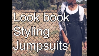 Lookbook - Styling Jumpsuits