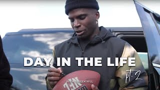 A DAY IN MY LIFE PT. 2 (New York City Edition) | Tyreek Hill Vlog