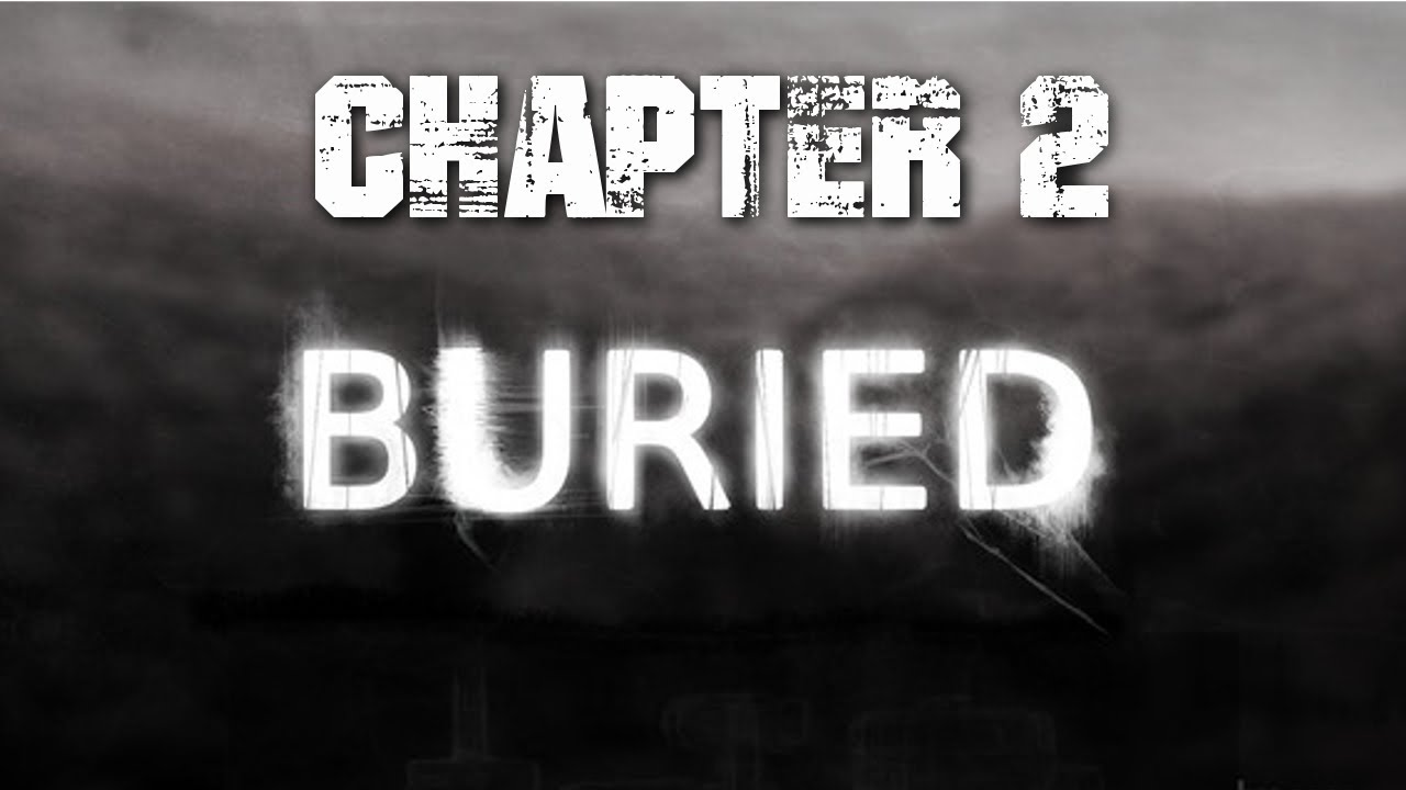 buried an interactive story