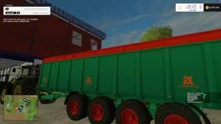 Heute stelle ich euch den Aguas Tenias Manure Spreader Tetradem V 1.0 Mod für Landwirtschafts Simulator 15