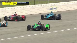 HIGHLIGHTS - 7ª Etapa da Radio Like Pro IndyCar Series em Michigan