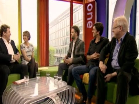 Paco Erhard on BBC One's The One Show (May 2013)