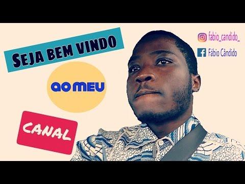 Sejam bem vindos ao meu canal cristão- Fábio Cândido (Angola)