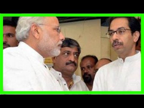 Gujarat results indicate people not happy with bjp: sena's jibe at bjp