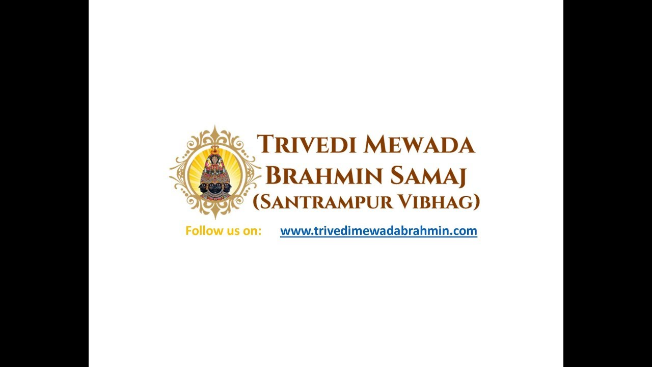Trivedi Mewada Brahmin Samaj | Beyond Community