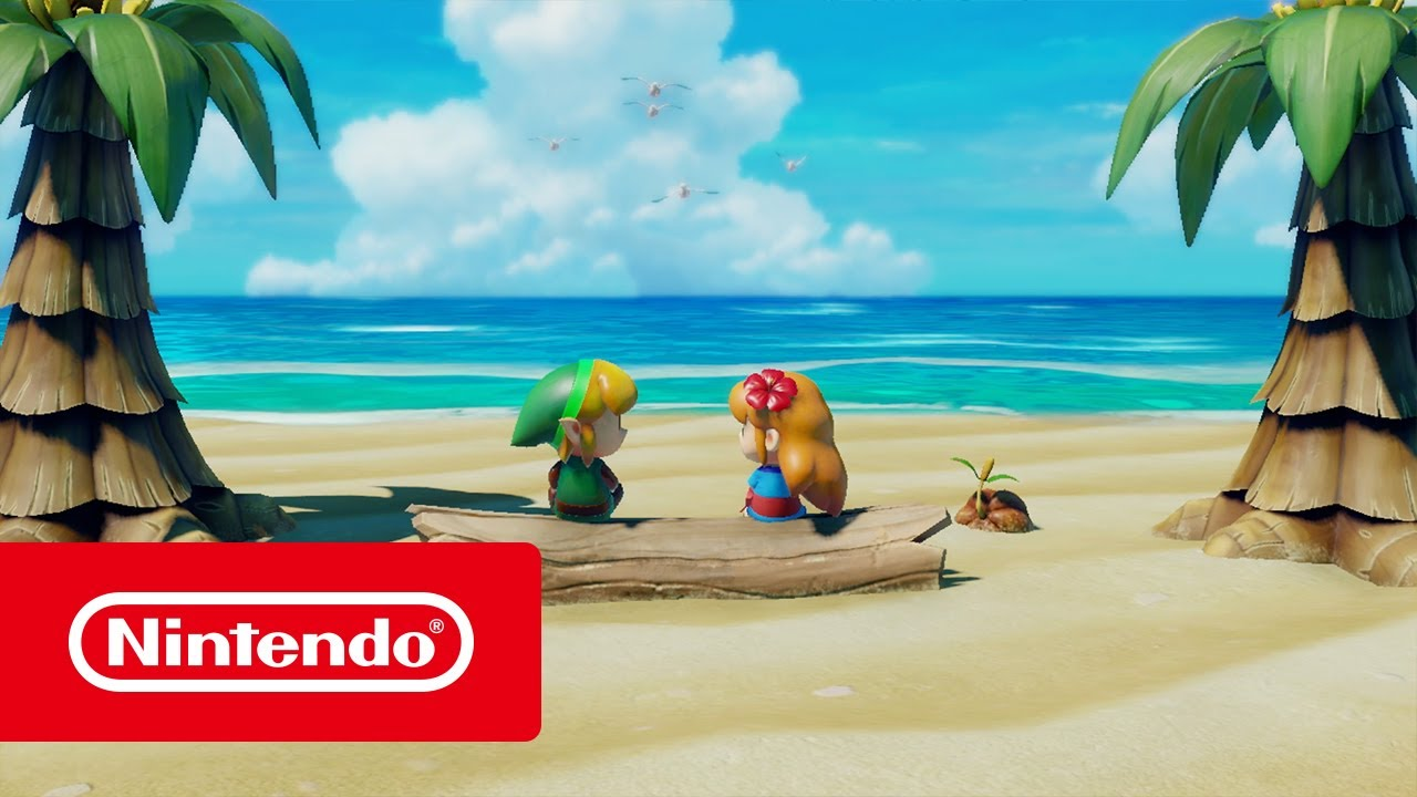 The Legend of Zelda: Link's Awakening - Story Trailer thumbnail