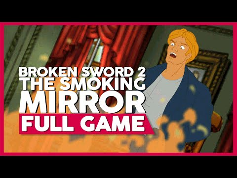 Broken Sword 2 | Full Playthrough (PC Original | 1080p | No Commentary)