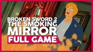Broken Sword 2 (Original Game) | Full Gameplay/Playthrough | PC | No Commentary