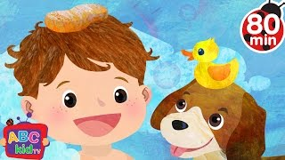 Bath Song (2D) | +More Nursery Rhymes & Kids Songs - CoCoMelon