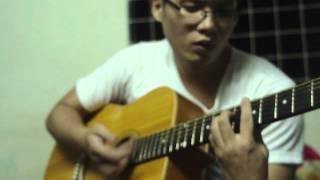 60 năm cuộc đời, guitar đệm hát cùi bắp :D