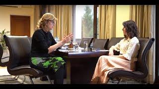 Интервју на Катерина Синадиновска со Екатерина Захариева министерка за надворешни работи Бугарија