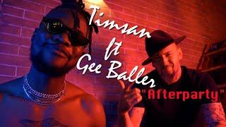 Смотреть клип Тимсан Ft. Gee Baller - Afterparty