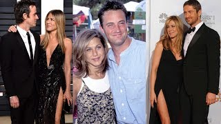 Top 10 Boyfriend's of Jennifer Aniston