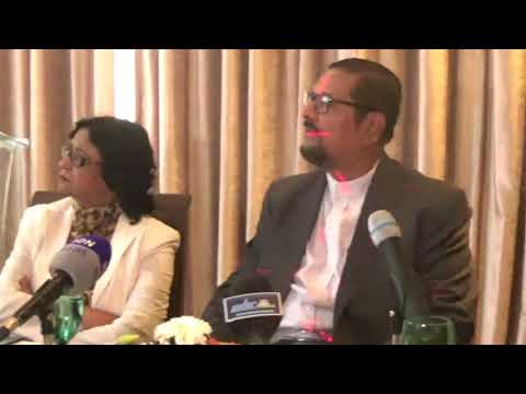 PRESS CONFERENCE: NHDC & DEVELOPMENT PROJECTS BY SHOWKUTALLY SOODHUN 16.10.17