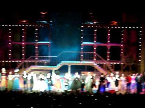 Mozart l'opera rock C'est Bientôt La Fin et L'assasymphonie (avec un zoom cette fois ci !)