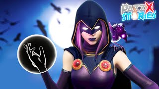 LE VERE ORIGINI DI CORVINA SU FORTNITE 🎬 FILM 🎬 Fortnite Stories Pazzox
