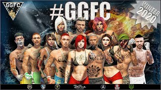 GTA 5 BOXING: Jefe Vs Texas & Shaniya Vs Oeff - GGFC Press Conference Semi Finals