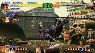 King Of Fighters 2000 play as Zero HD