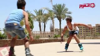 بالفيديو.. «الباتيناج» الذي اندثر في مصر وأحياه السوريون مرة أخرى