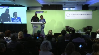 The Professor Babatunde Osotimehin Lecture