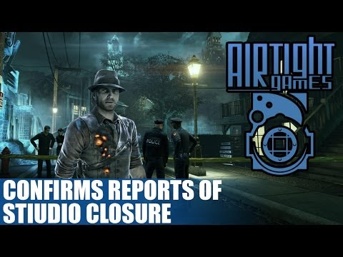 Binary News - Murdered Soul Suspect Devs Airtight Games Confirms Studio Closure