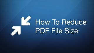 How to Compress a PDF? Same PDF quality with less file size