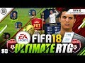 OMG TOTY RONALDO!!!! FIFA 18 ULTIMATE ROAD TO GLORY! #90 - #FIFA18 Ultimate Team