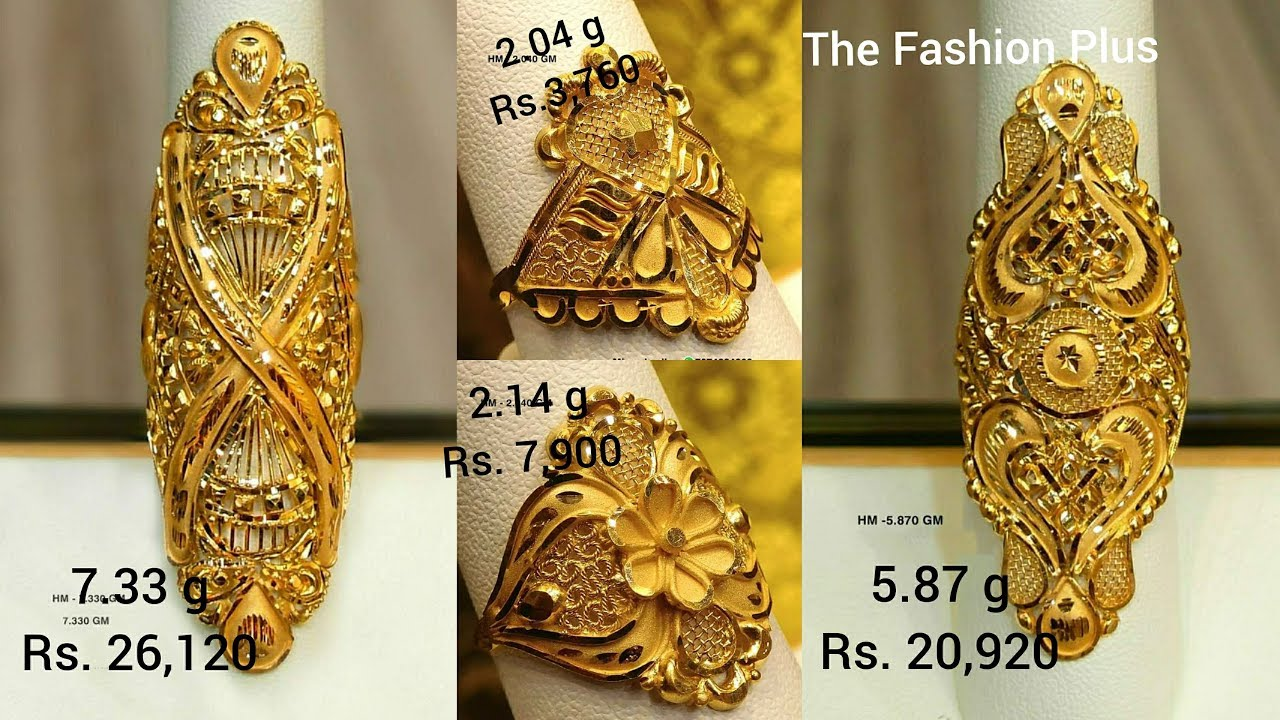 Gold Ring Designs For Womens With Price And Weight Gold Ring Buy Gold Ring Designs For Women Online Malabar Gold Diamonds Right Hand Ring Designs With Round Diamond Stone