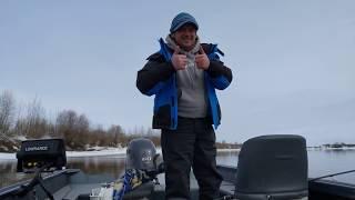 Рыбалка у Максима Легалова!