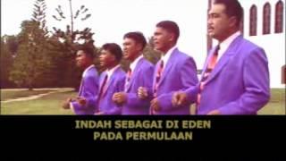 LAGU NATAL-INDAH SEBAGAI DI EDEN
