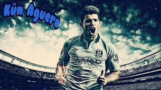 -- Shape Of You --Sergio Aguero Skills & Goals -HD