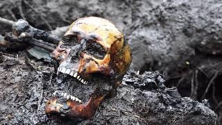 Огромная яма с без вести пропавшими солдатами, Вахта памяти весна 2017 Часть 2