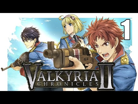 Valkyria Chronicles 2-Part 1 (I Think I've Seen This Anime Before)