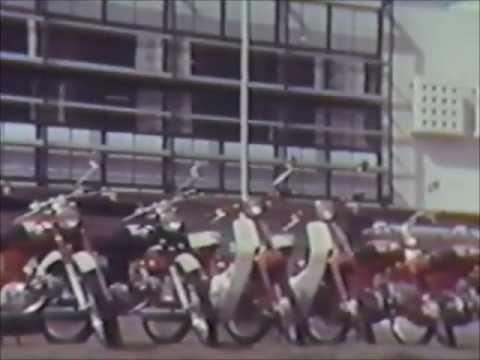 1960's Honda Factory Tour