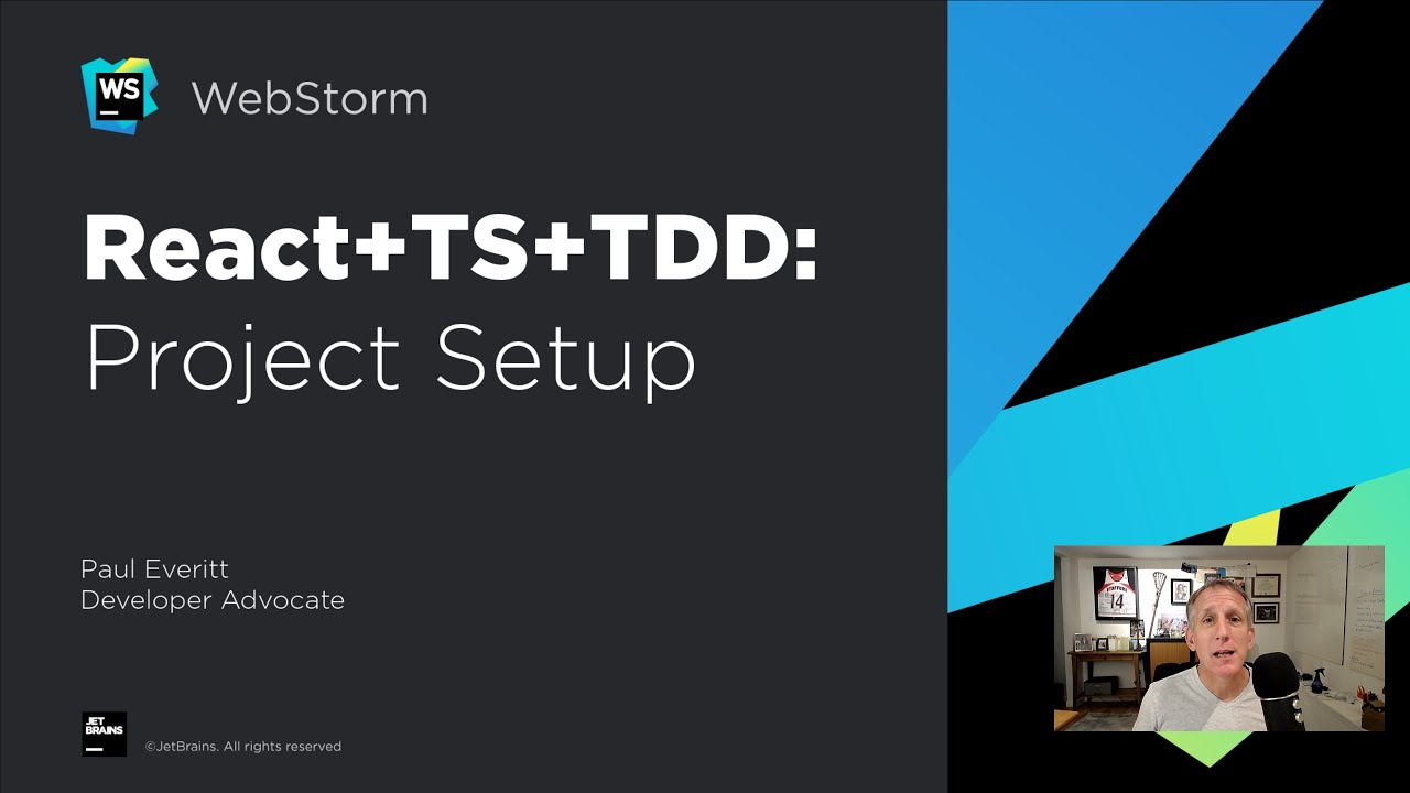 React, TypeScript, and TDD Tutorial: Project Setup