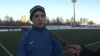 видео ФК Строгино - История клуба
