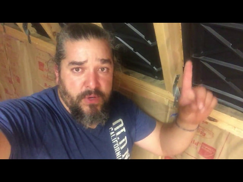 how-to-install-rafter-vents:-shed-to-house-conversion