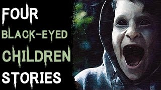 4 TRUE SCARY BLACK-EYED CHILDREN HORROR STORIES TO KEEP YOU UP AT NIGHT (Be Busta)