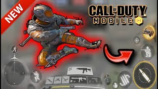 The Best Beginner Call Of Duty Mobile Button Layout! COD Mobile Gameplay #2