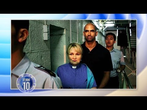 Pastor Christie Buckingham Speaks About Witnessing The Execution Of Bali 9 Member | Studio 10
